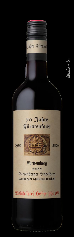 """""""70 Jahre Fürstenfass"""" Lemberger"""